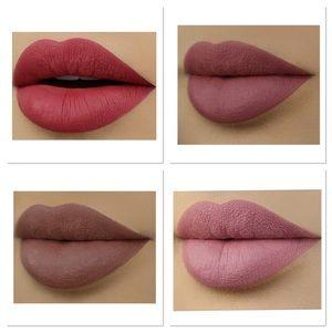 💕4 Kylie Matte Liquid Lipstick Minis Set💕